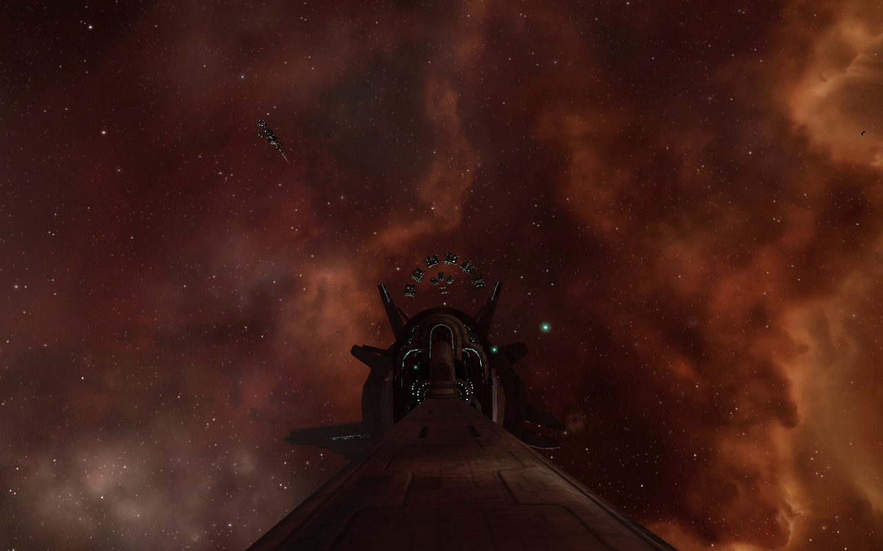 Panoramic Wallpaper Eve Online Nebula - Pics about space