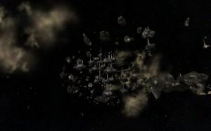 Yep, I'm sick of asteroid colonies...