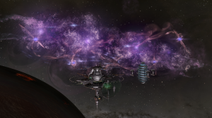Seriously, look at that gorgeous skybox!